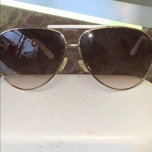AQS Aquaswiss aviator sunglasses